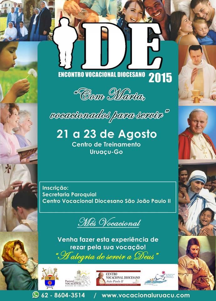 cartaz IDE 2015