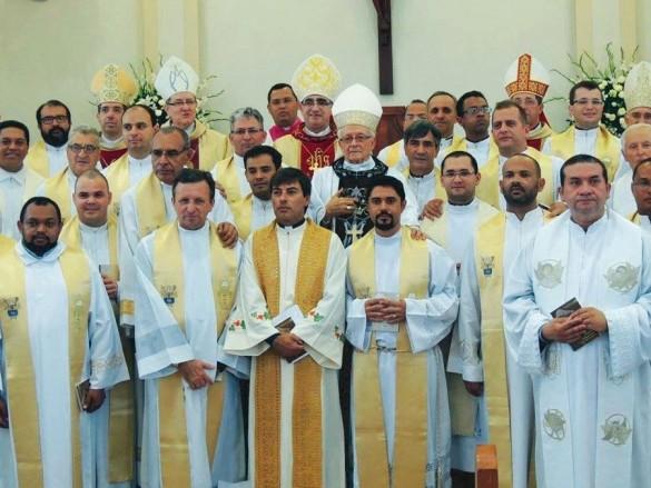 ministerio ordenado