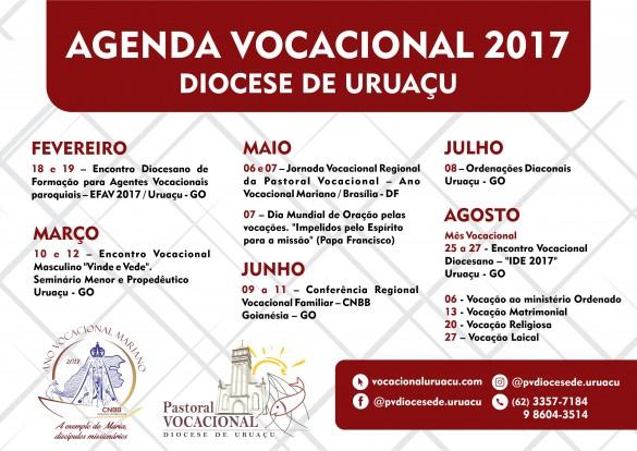 Agenda Vocacional 2017