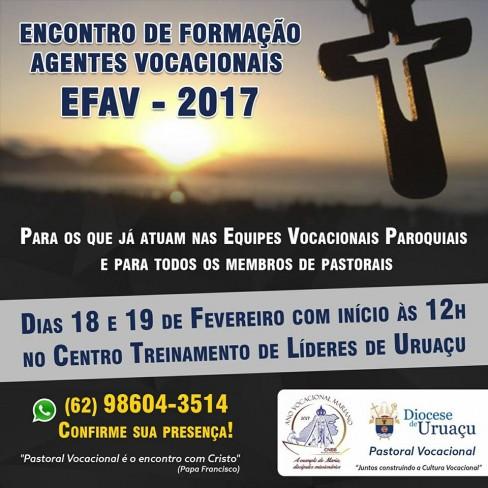 efav 2017