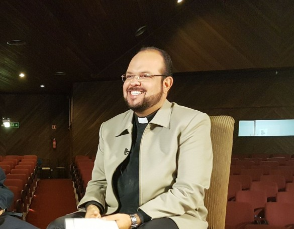 Padre Elias Entrevista
